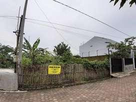 Dijual Tanah Kosong Darat Luas 205 M2