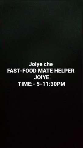 Fast food helper joiye