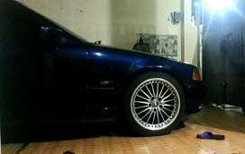 BMW E36 M43 318I UDAH PEREMAJAAN