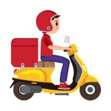 Delivery boys For meerut Location