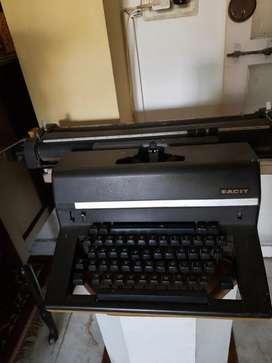 Facit manual typewriter