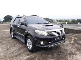 Toyota Fortuner TRD VNT AT 2013, Bogor