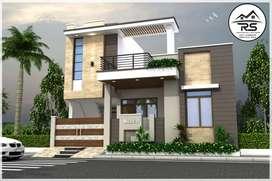 1200 Sqft House in Atwal Nagar