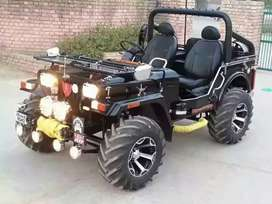 New Punjab jeep modified BALWINDER Motors works