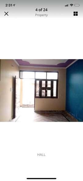 1 BHK Separate floor in Sant Nagar Main Market newly build