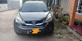Honda Crv 2012 manual