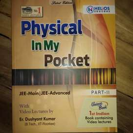 Dushyant Kumar ,iit jee book+video, physical
