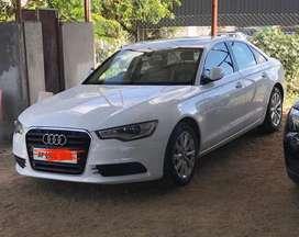 Audi A6 Diesel 88000 Km Driven