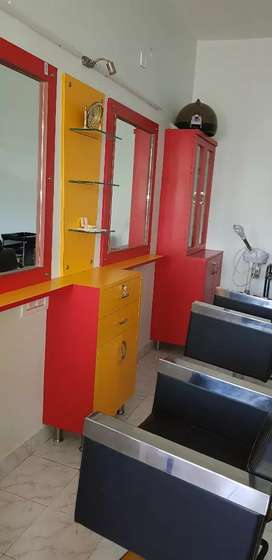 Furnished parlour