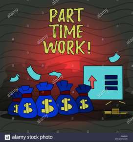 Online Job for part time basis
