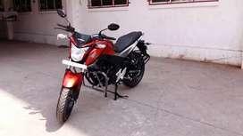 Honda hornet 160R