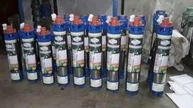 Submersible pump & motor
