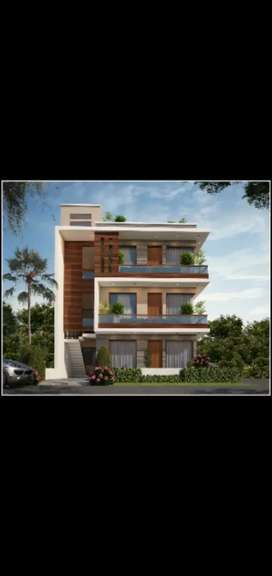 3BHK LUXURIOUS INDEPENDENT FLOORS AT AIRPORT ROAD MOHALI