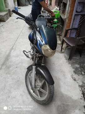 Discover 125 cc with new type.. Good condition