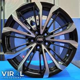 Velg R18 terbaru Lubang 5 HSR Cocok Untuk Mobil Innova Rush Xpader dll