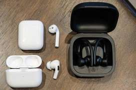 Mind Blowing condition of Apple Air Pods available with All Accessorie
