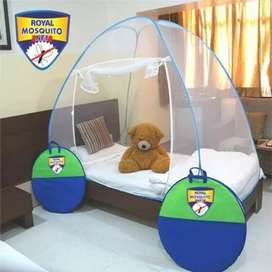 Foldable mosquito net (for single bed)