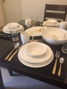 Diplomatic Enclave karakram apartment new taste fully furnished