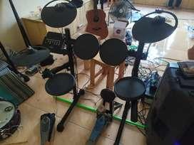Drum Elektrik DTX 450