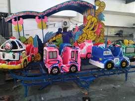 usaha mainan odong odong kereta M6