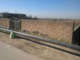 Plot for sale main Girja road near jittal