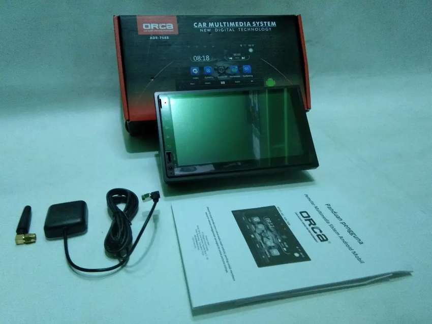 Doubledin Android ORCA Model Wi-Fi Type ADR-7688 0