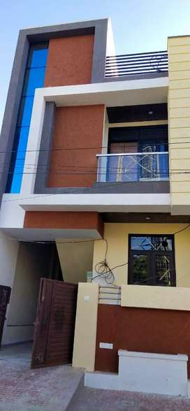 3bhk luxury villas near mansarowar metro station for sale