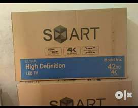 Brand new 40 inch android led TV with 1 year warranty
