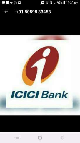 ICICI BANK DOCUMENT COLLECTION WORK OR VERIFICATION PROCESS.