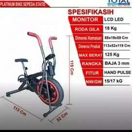 Driyorejo sale platinum bike multifungsi