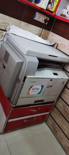 Canon photo State machine. Image runner 2002