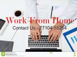 make money Working at your own spare time from your home