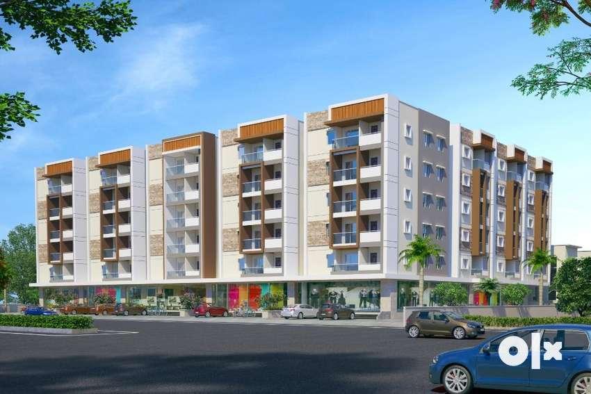 Residential flats for Sale in Mokila 0