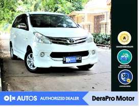[OLX Autos] Toyota New Avanza 1.3 G AT Bensin 2014 #DeraPro Motor