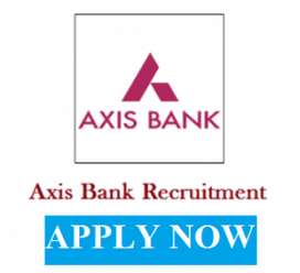 AXIS Bank process hiring Experienced & Freshers candidates in Delhi