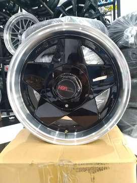 Velg Mobil Ring15 buat Avanza March Picanto Datsun Go bisa Cicilan