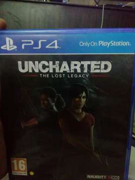 Uncharted lost legacy for sale
