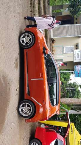 Ayla thn 2015 limited edition orange
