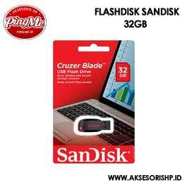 Flashdisk Sandisk 32GB, aksesoris, powerbank, bali