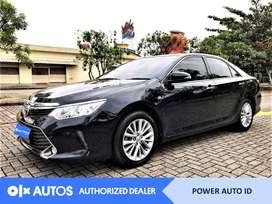 [OLX Autos] Toyota Camry 2016 V 2.5 Bensin A/T Hitam #Power Auto ID