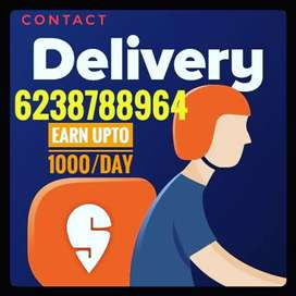 Urgently Required delivery boys in Swiggy   food delivery