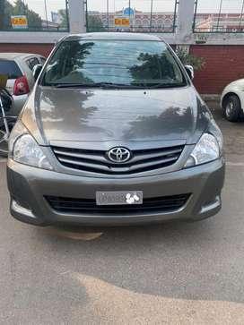 Toyota Innova 2.5 G 7 STR BS-IV, 2011, Diesel