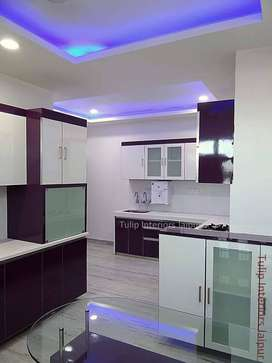 3 bhk fully furnished luxury flat for sale at prime location