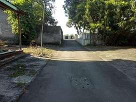 25 Meter dari Jalan Raya Jogja sSolo Dijual Tanah Murah Prambanan