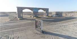 125 sq yds plot for sale in Canadian City Gawadar