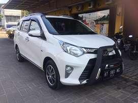 Toyota Calya 2018 km 5 ribuan