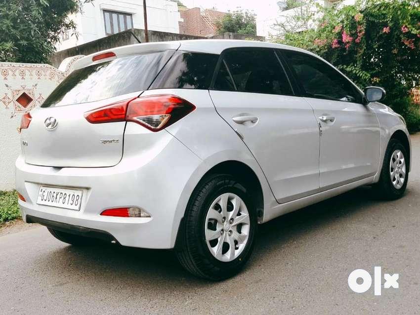 Hyundai I20 Sportz 1.2, 2017, Petrol 0