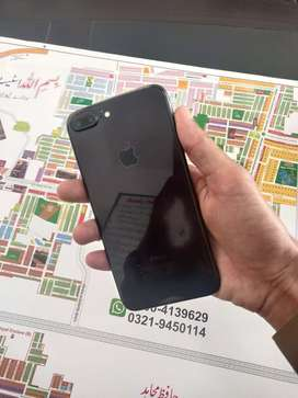 Iphone 7 plus 256gb with box in orignal condition