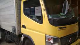 2013 Canter Colt Diesel Engkel Box alumunium