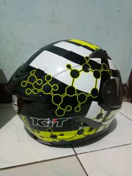 Helm KYT VENDETTA 2 IANONE LIMITED EDITION